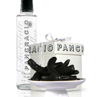 Vodka de chocolate Pancracio