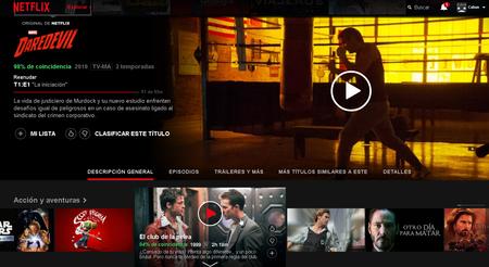 Netflix Me Gusta 2