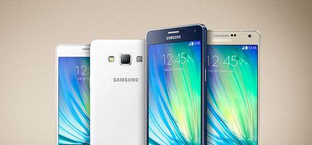 La protección contra polvo y agua del S7 pasará a las gamas medias de Samsung con el Galaxy A7 2017