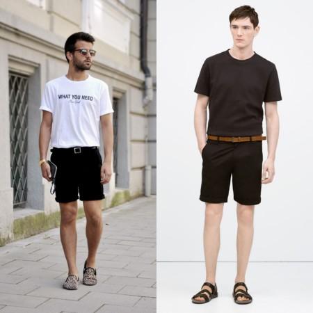 Shorts Verano Bloggers Trendencias Hombre