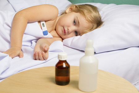 Antibióticos niños