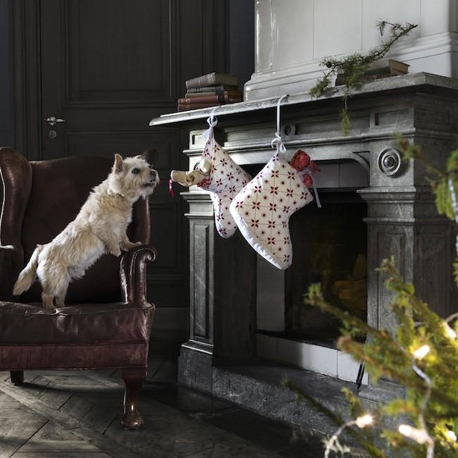 Ikea Zapatillas Algodon Poliester Vinter Catalago Navidad 2015 Ph129688