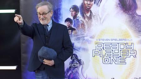 Spielberg vuelve a triunfar en taquilla con 'Ready Player One'