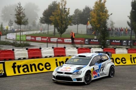 Rallye de Alsacia 2014: Sébastien Ogier se queda fuera de la lucha por la victoria