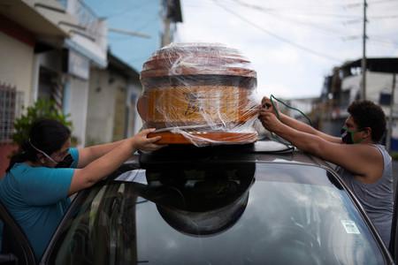 Cadáveres en las calles y un 56% más de muertos: la desesperación de Ecuador frente a la epidemia