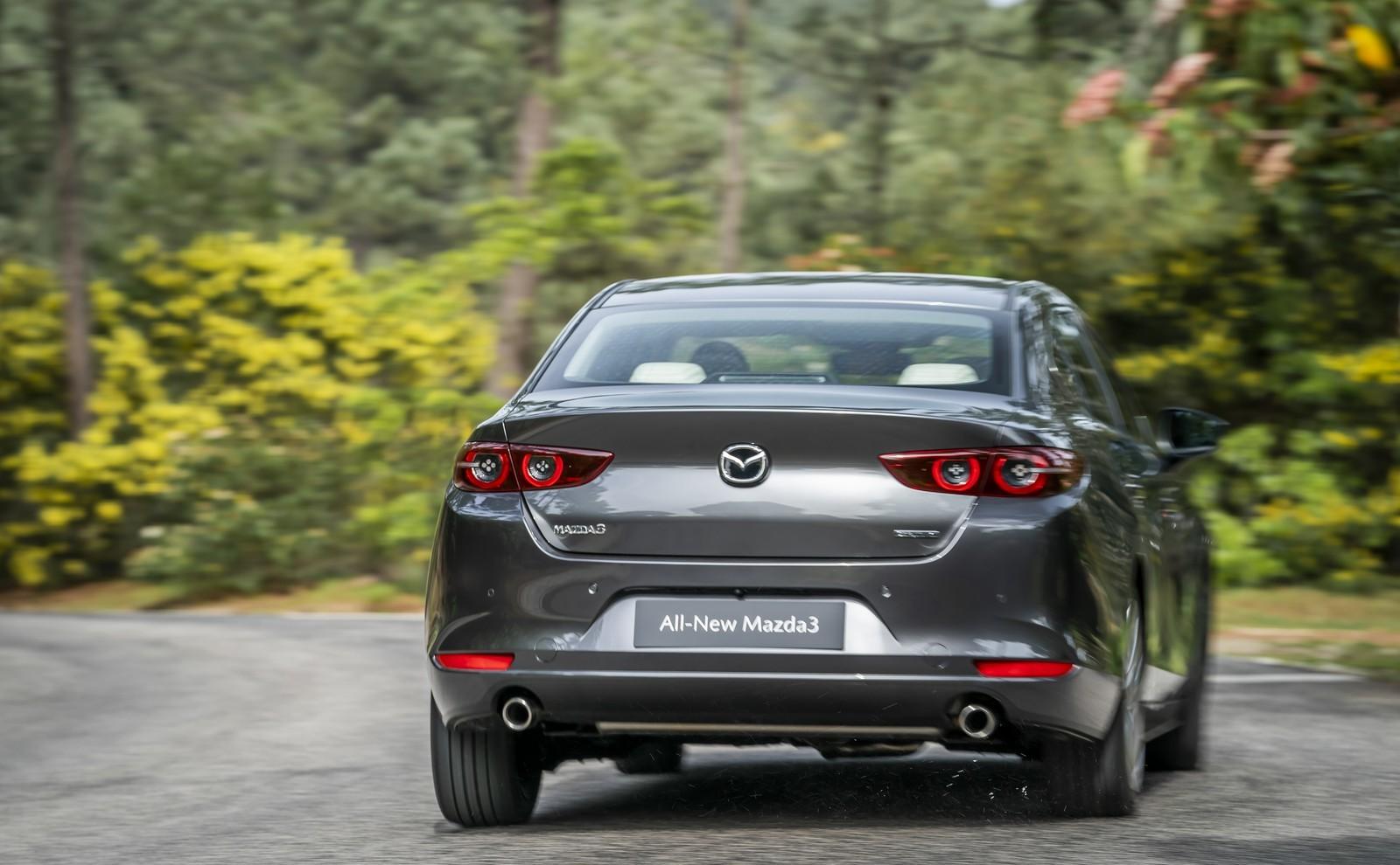 Foto de Mazda3 2019 Sedán (11/40)