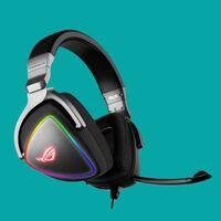 ¿Buscas auriculares gaming? Entonces ojo a estos de Asus ROG con RGB y USB tipo C en oferta por poco más de 150 euros en Amazon
