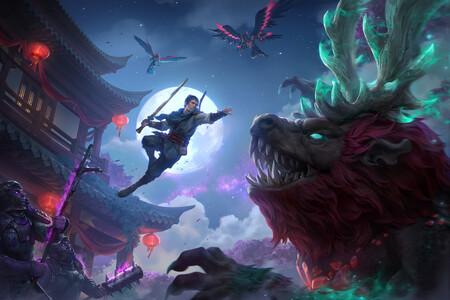Immortals Fenyx Rising cambia los dioses griegos por los chinos en una aventura con más novedades y horas de las que esperaba