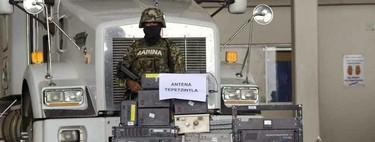 Los cárteles de droga también se atreven con sus propias redes de telecomunicaciones en México