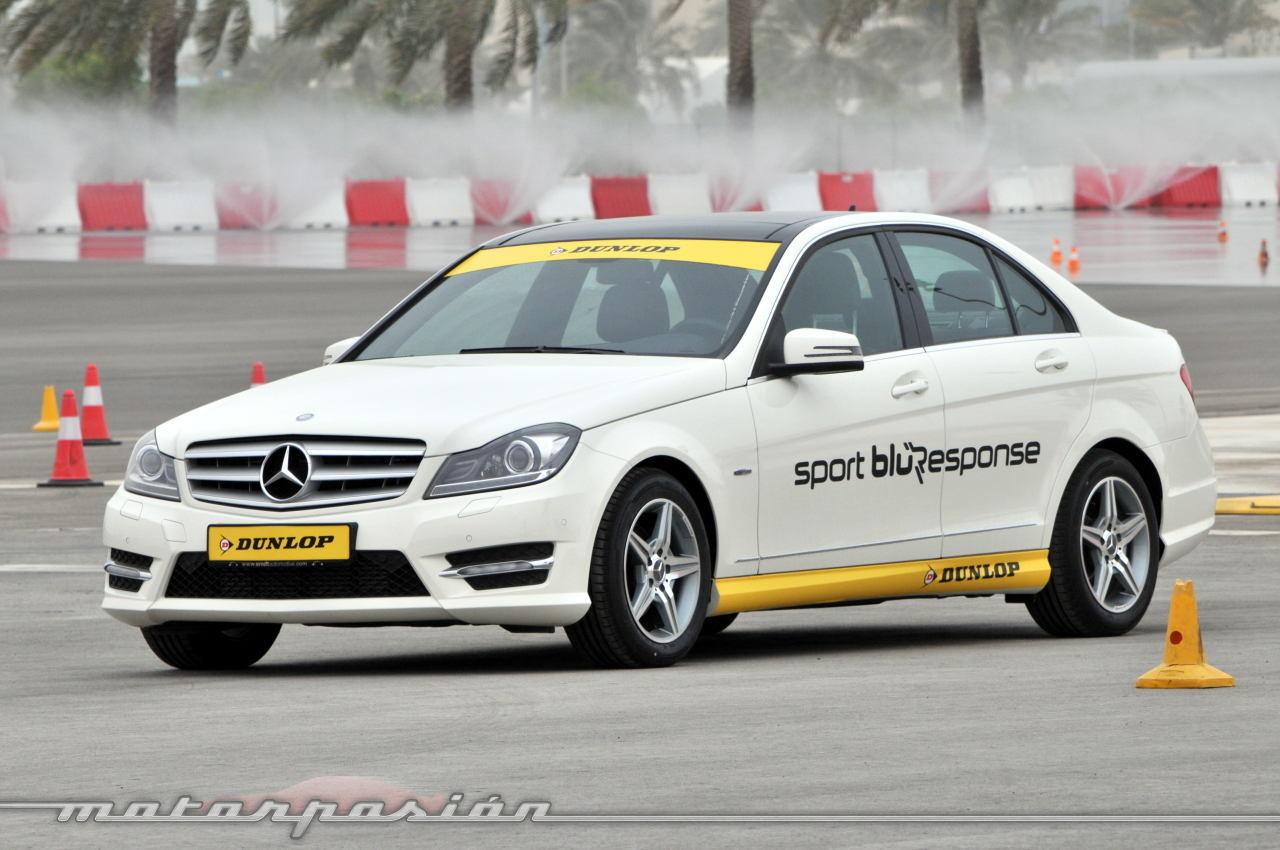 Foto de Dunlop Sport BluResponse, presentación y prueba en Yas Marina (1/24)