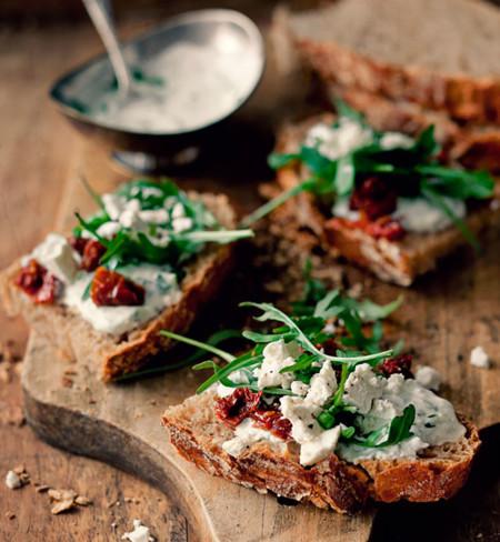Cinco Saludables Desayunos 7