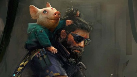 Michel Ancel podría darnos una nueva pista de Beyond Good and Evil 2