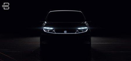 La marca china Byton anticipa en el CES 2018 un futuro SUV eléctrico que llegará a Europa en 2020