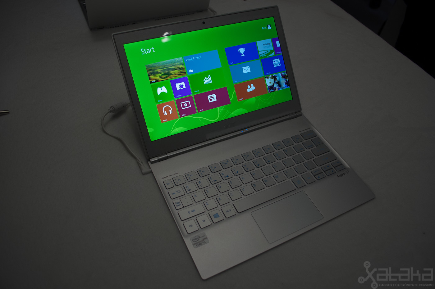 Foto de Acer Aspire S7, primeras impresiones (13/18)