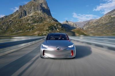 El Renault Eolab se dio una vuelta por Suiza para dejarnos estas imágenes