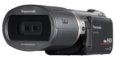 Pon una videocámara 3D en tu vida: ya tenemos la Panasonic SDT750