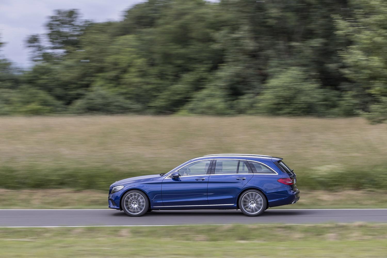 Foto de Mercedes-Benz Clase C 2018, toma de contacto (236/255)