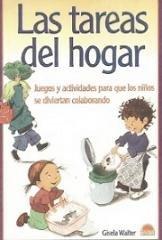 Las tareas del hogar, un libro ideal para que los niños se diviertan colaborando con ellas