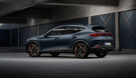 CUPRA Formentor Launch Edition