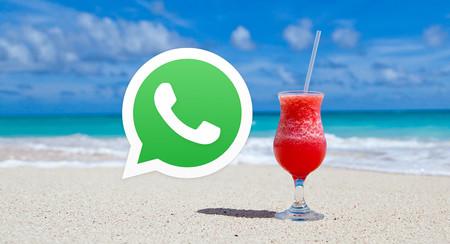Lo que está por venir en WhatsApp: modo vacaciones y cuentas enlazadas