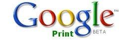 Google Print ya tiene dirección