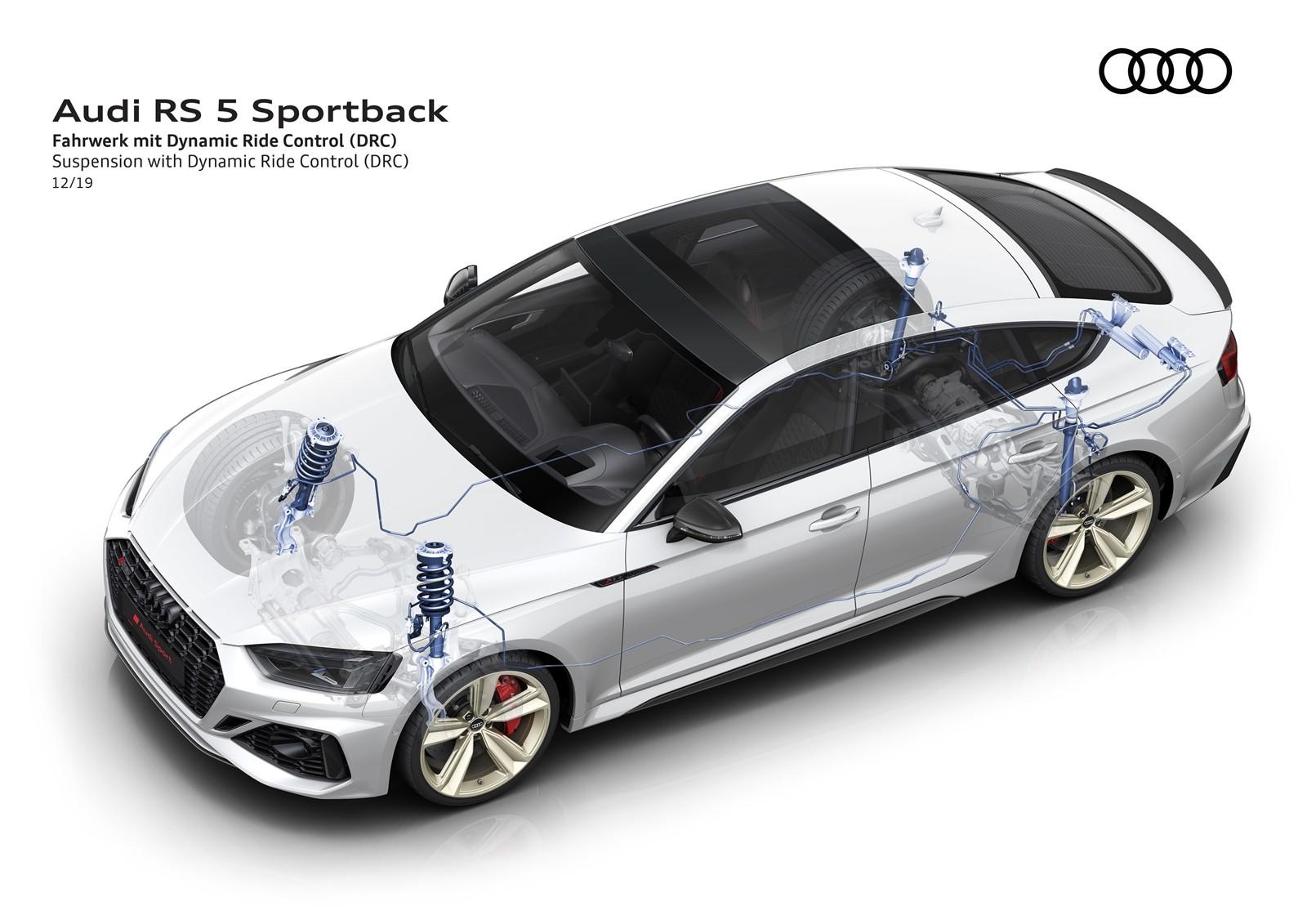 Foto de Audi RS 5 2020 (26/54)