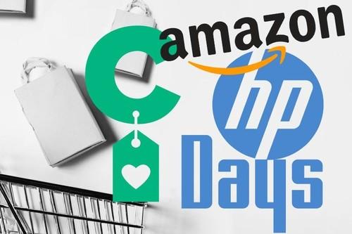 4 nuevas incorporaciones y 2 ofertas del día en los HP Days de Amazon