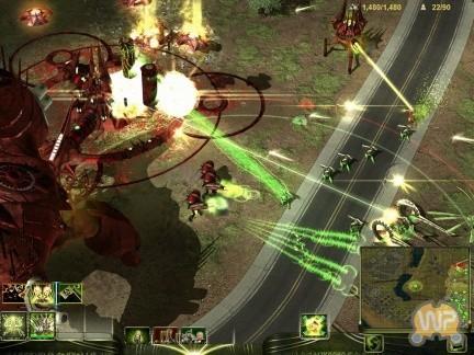 'Universe at War: Earth Assault': dos trailers y nuevas imágenes