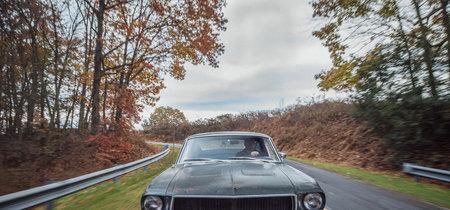 Y así es como el auténtico Ford Mustang de 'Bullitt' volvió a ver la luz tras 40 años escondido