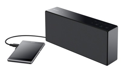 Sony anuncia nuevos altavoces portátiles inalámbricos