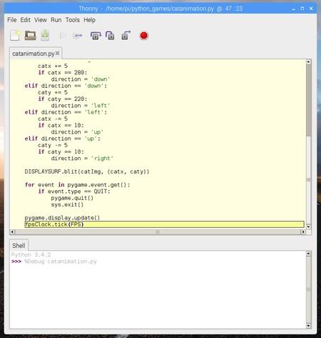 Thonny, el nuevo IDE para desarrollar en Python