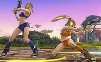 Samus recuperará su traje más veraniego en el nuevo Super Smash Bros.