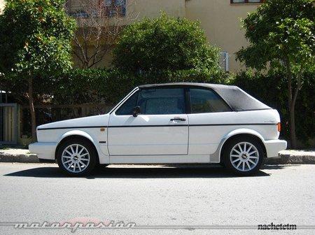 Volkswagen Golf Cabriolet (1992)