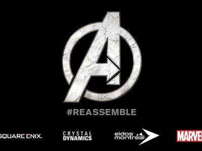 Square Enix y Marvel trabajarán en un título de Los Vengadores