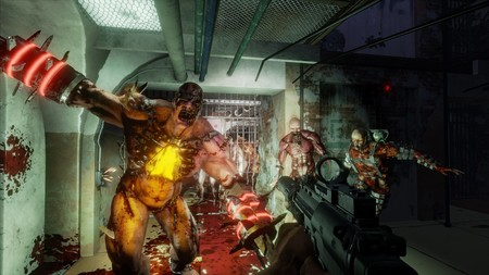 Así se ve la carnicería de Killing Floor 2 en un gameplay desde PS4 Pro