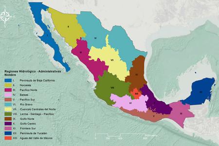Hidrologia Mexico