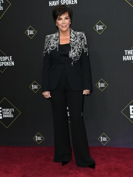Kris Jenner Peoples Choice Awards 2019