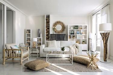 9 muebles y accesorios de fibras naturales imprescindibles para el verano by Maisons du Monde