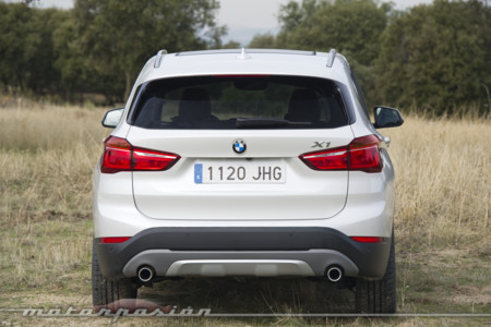 BMW X1 2015 toma de contacto