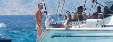Joaquín Prat se hace un Lydia Lozano y luce tipazo mientras surca los mares en un barquito