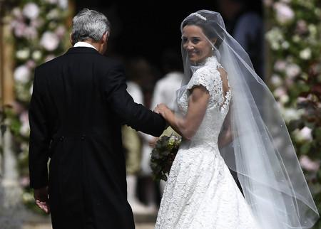 El Vestido De Novia De Pippa Middleton 1