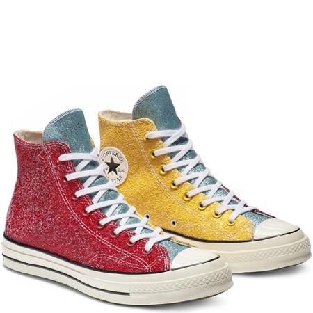 Converse x JW Anderson Chuck 70 Glitter High Top