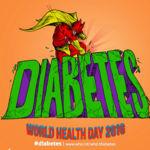 Día Mundial de la Salud: vence la diabetes