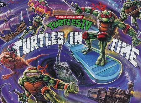 La banda sonora del legendario Teenage Mutant Ninja Turtles IV: Turtles in Time se lanzará en forma de vinilo