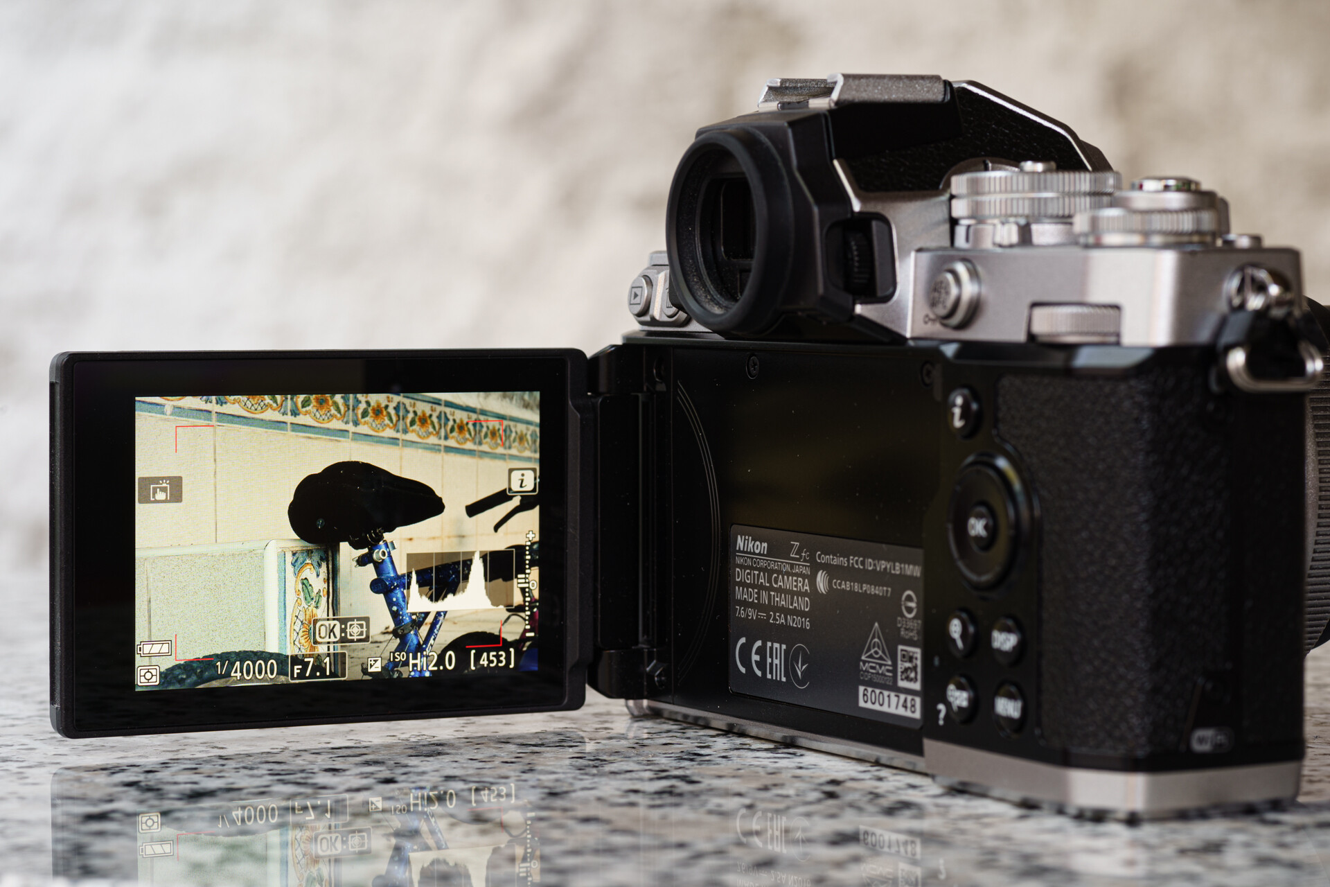 Foto de Fotografías de la Nikon Z fc (23/27)