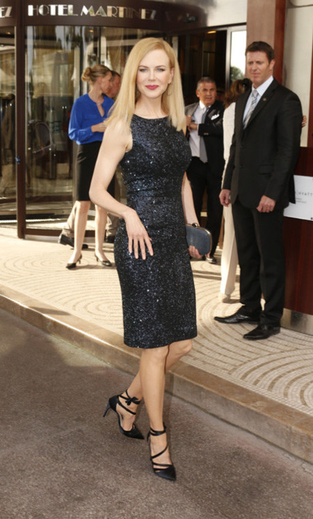 Nicole Kidman cannes 2013