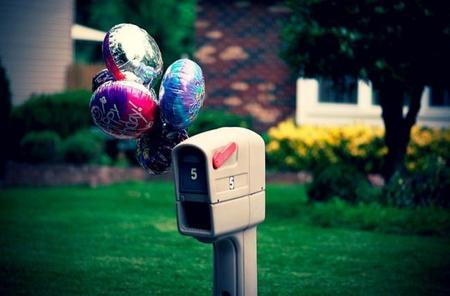 Una idea original: invitaciones de cumpleaños en globos