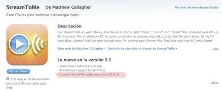 Apple ya aprueba aplicaciones con funciones específicas de iOS 4.3