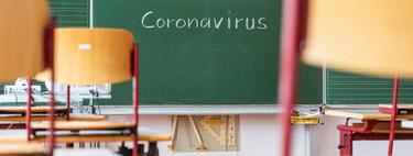 Recomiendan ventilar las aulas 5 o 6 veces cada hora para reducir el riesgo de contagio por Covid
