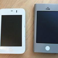 Para celebrar su décimo aniversario, salen a la luz imágenes de unos prototipos del primer iPhone